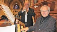 Concert de Pierre Dutot et Alain Bouvet
