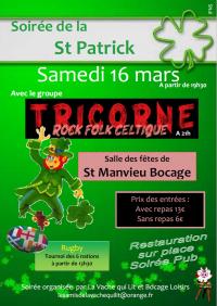 La «Saint Patrick»