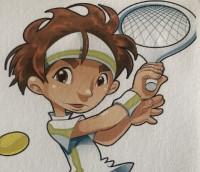 Des cours de tennis à Noues de Sienne