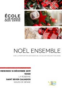 """""""Noël ensemble"""""""