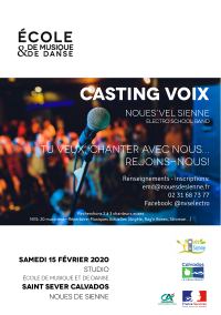 Casting Voix