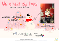 "Spectacle : ""Un chant de Noël"""